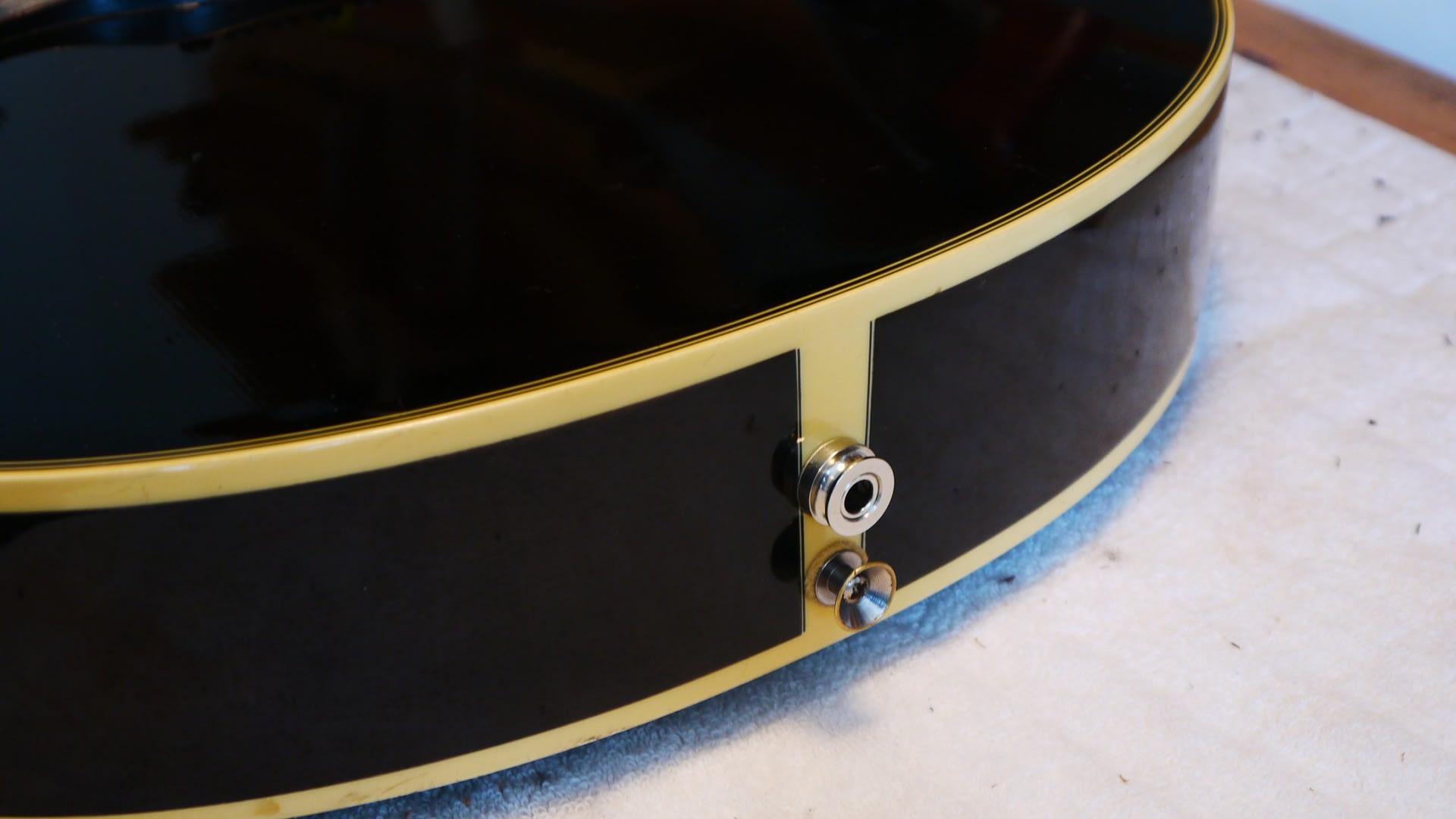 New end pin Jack guitar repair stroud