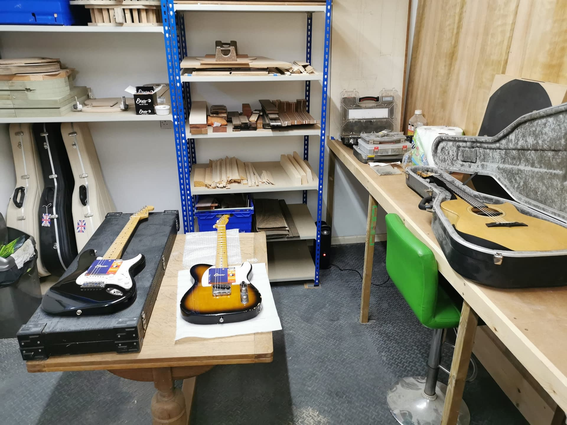 Guitar Repair Stroud