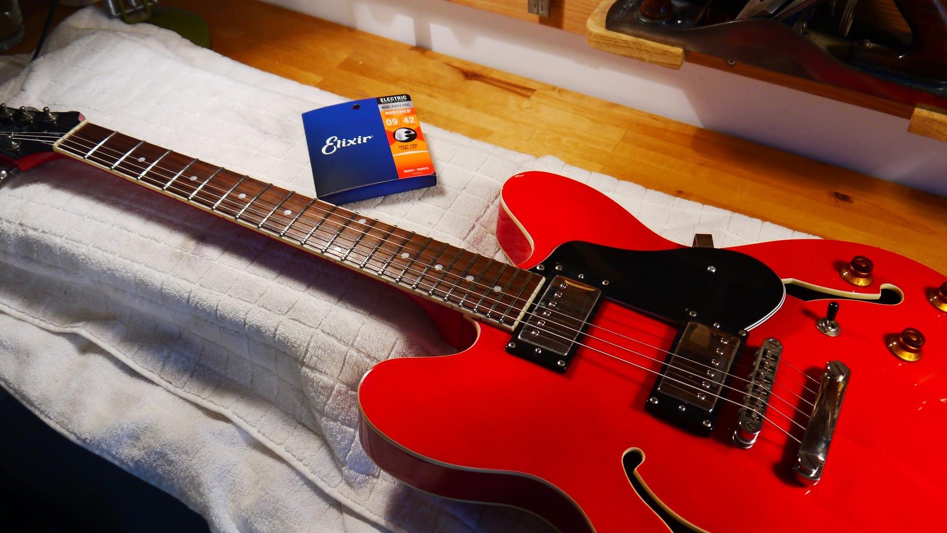 Tanglewood Electric Setup guitar repair stroud