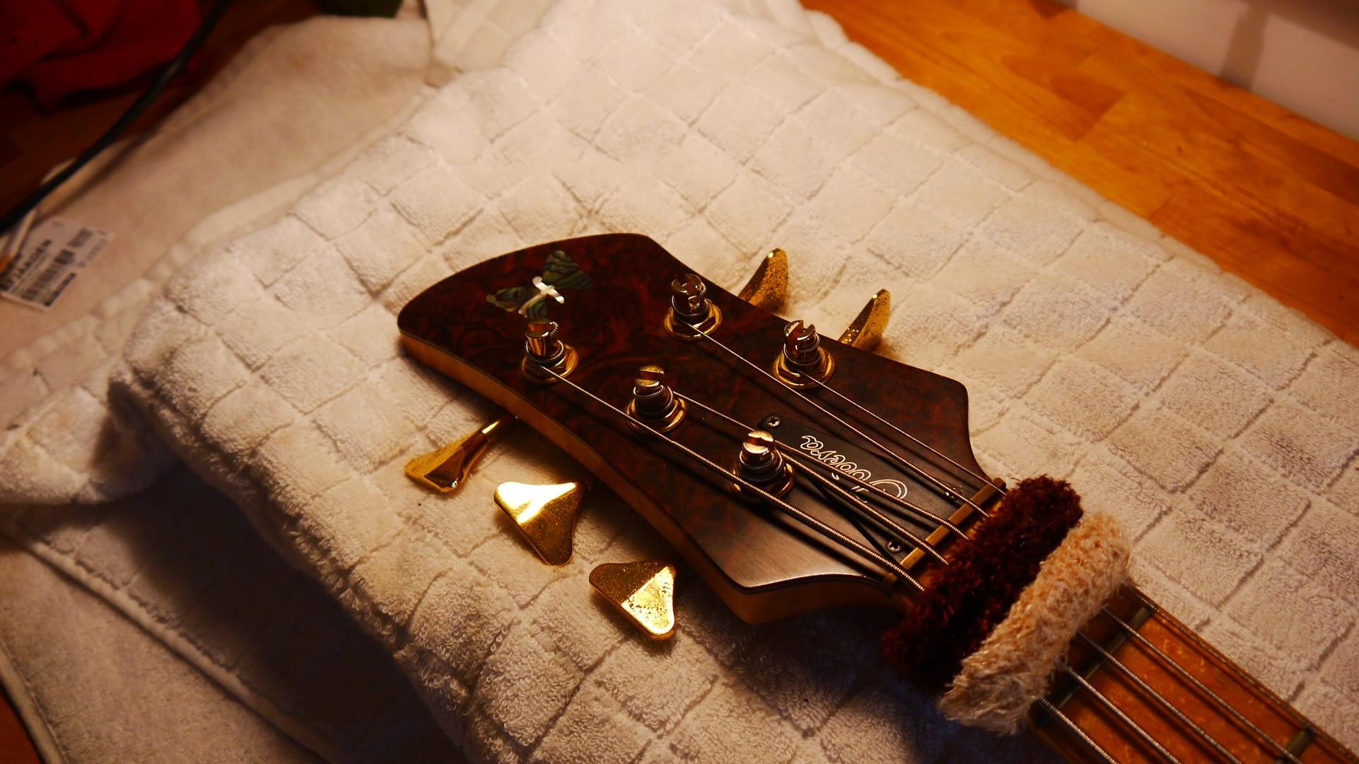 Fedora Bass guitar repair stroud
