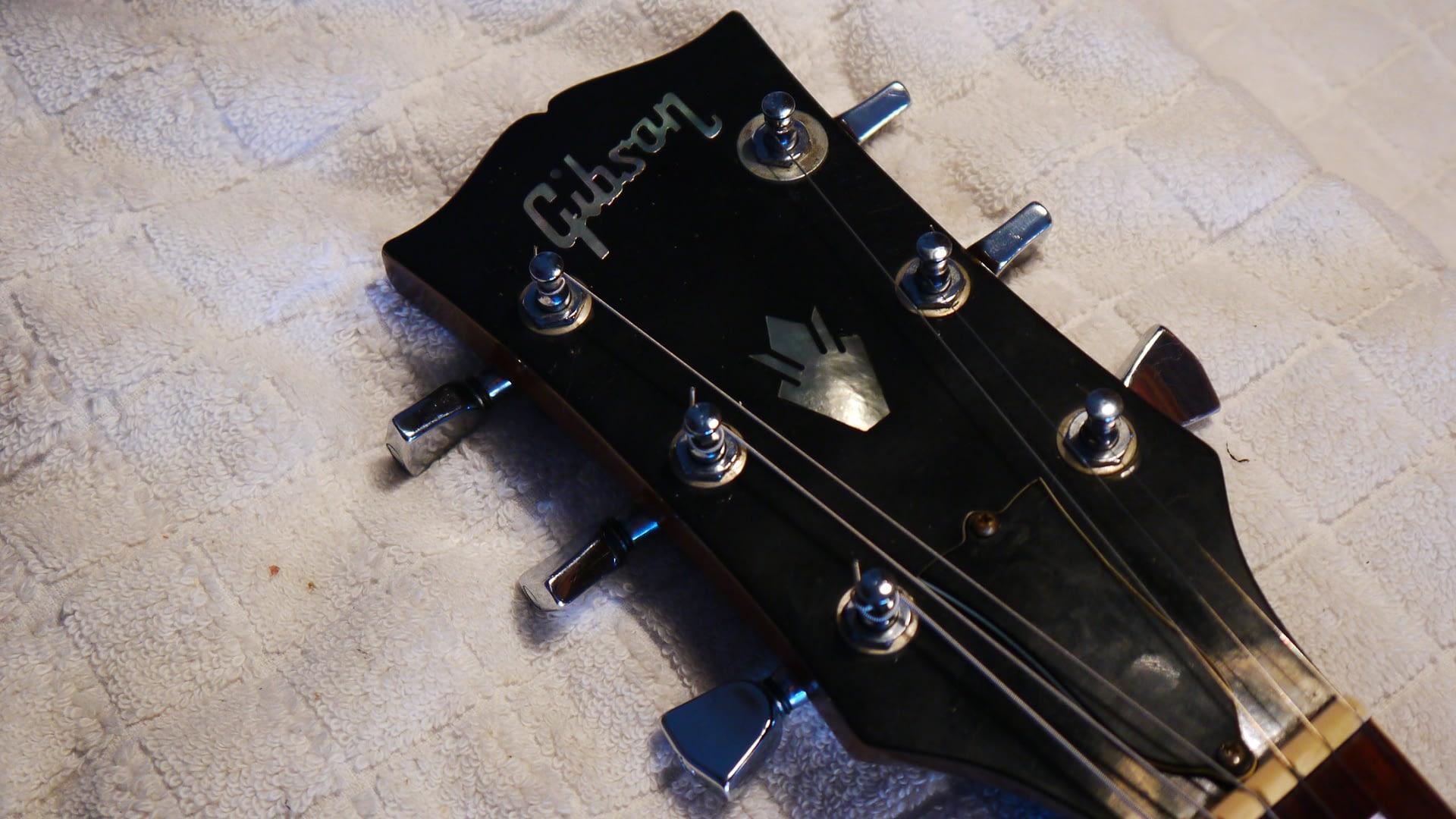 Gibson SG Standard Setup guitar Repair stroud